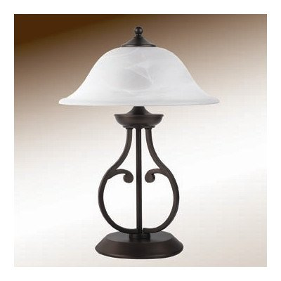 Coaster Casual Table Lamp in Dark Bronze