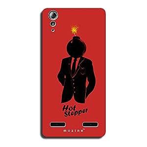 Mozine Hot Stepper printed mobile back cover for Lenovo a6000