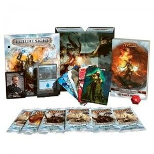 Magic the Gathering Future Sight Fat Pack - Buy Magic the Gathering Future Sight Fat Pack - Purchase Magic the Gathering Future Sight Fat Pack (Wizards of the Coast, Toys & Games,Categories,Games,Card Games,Collectible Trading Card Games)