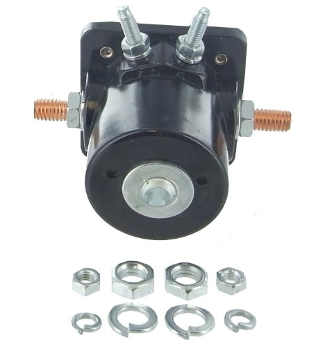 Starter Solenoid Switch Johnson, OMC, Evinrude Outboard Motor