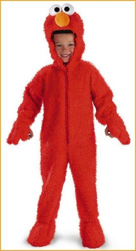 Elmo Halloween Costumes Toddlers