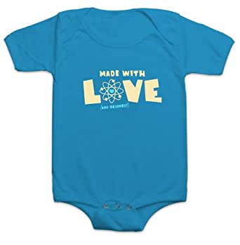 Made with Love (and Science) Onesie (6 Mo)