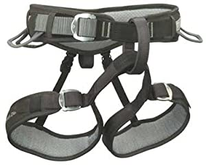 Black Diamond Momentum Climbing Harness, Large (84-91Waist 61-71cm Thigh)