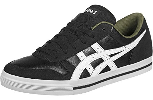 Asics Unisex Erwachsene Aaron Sneakers, Black (Black/Light Grey), 45 EU thumbnail