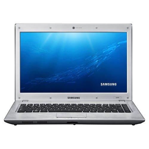 Samsung NP-Q430-JS03US Laptop (Black)