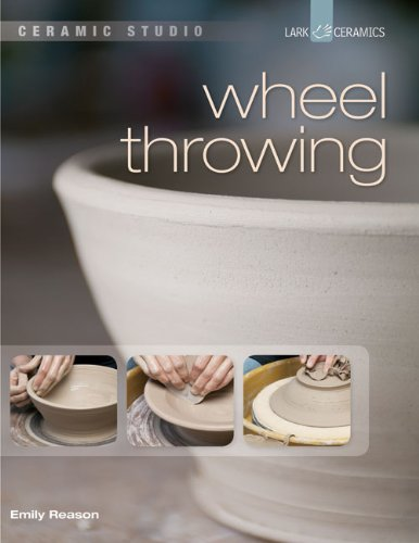 Ceramic Studio: Wheel Throwing from Lark Crafts