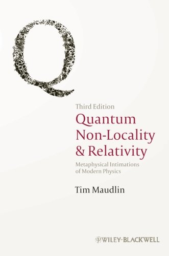 Quantum Non-Locality and Relativity: Metaphysical Intimations of Modern Physics PDF