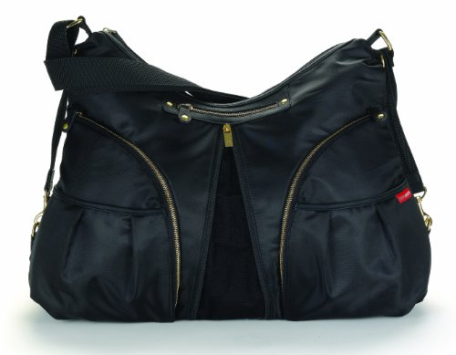 Skip Hop Versa Diaper Bag, Black
