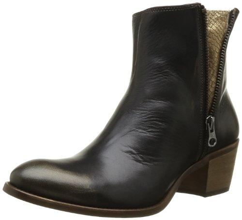 BKR Women's Nela Boots Black Noir (Desla Black) 3.5 (36 EU)
