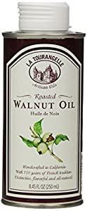 La Tourangelle Roasted Walnut Oil -- 8.45 oz.