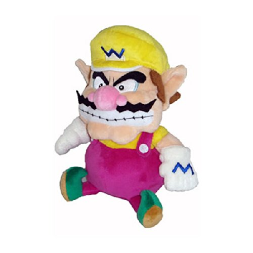24cm Super Mario Bros Plush: Saneiwario Satogmbw01 By Nintendo