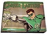 Green Lantern Vintage Comic Bifold Wallet