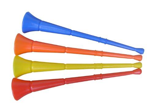 ブブゼラ(Vuvuzela) カラー:ブルー(青)
