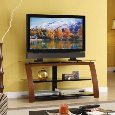 Cheap Whalen Furniture TV Stand for Flat-Panel TVs Up to 56″ or Tube T (AVC50-1TC)