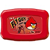 "Tabeo Rovio Angry Birds Kid Proof Case (Red) ""I'm A Fly Guy"""