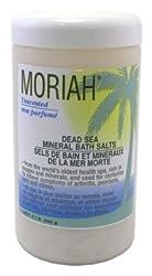 Moriah 2Lb Unscented Dead Sea Salts & Minerals