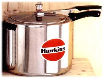 Hawkins 12 Liter Aluminum Pressure Cooker by Hawkins
