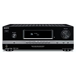 Sony STR-DH500 5.1-Channel A/V Receiver (Black)