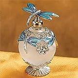 StealStreet SS-A-51632 Crystal Jewel Perfume Bottle