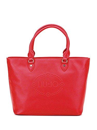 Liu Jo Corallo Shopping Bag L Borsa delle Donne dusty red N16226E0140-81643