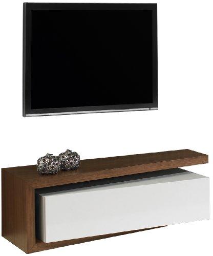 Banc tv design pas cher for Banc tv blanc pas cher