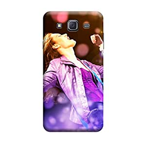iCover Premium Printed Mobile Back Case Cover With Full protection For Samsung J7 (Designer Case)
