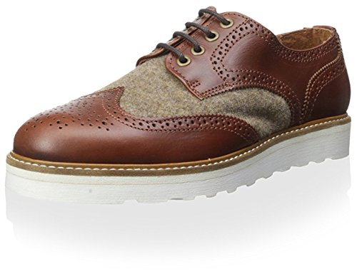 Wesc pb02 Brogue Blucher Cocoa Bean (45)