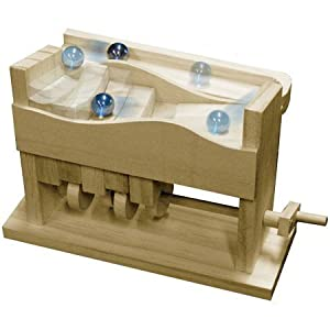 Amazon.com: Mechanical Kits Marble Climbing Machine: Toys & Games