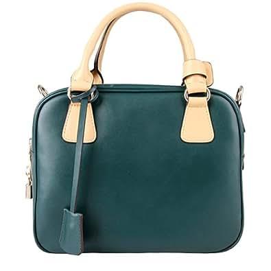 Fineplus Women's Contrast Colors Shoulder Bag Invisible ...