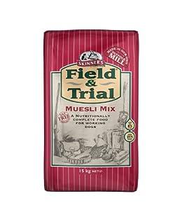 Skinners Field and Trial Muesli Dry Mix 15 kg