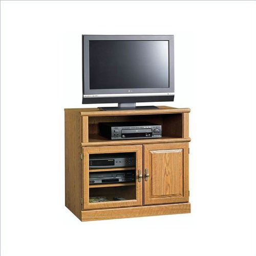 Black Friday Sauder Orchard Hills Large Highboy TV Stand