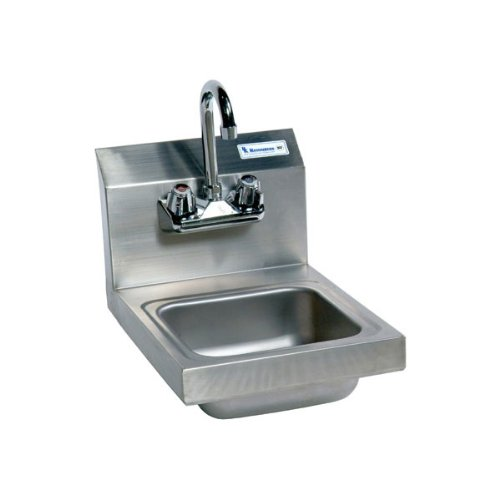 Commercial Hand Washing Sink front-638334
