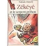 Z�k�y� et le serpent python