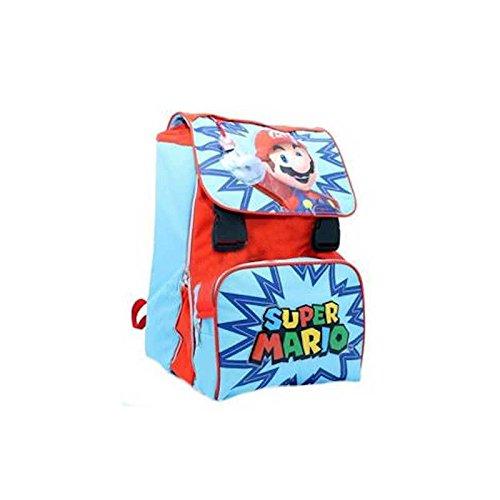Zaino Estensibile Super Mario Kids