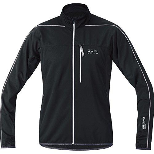 ef615540fa67ab Gore Bike Wear 201415 Men s Countdown WindStopper Light Cycling Jacket -  JWCOUY (BlackGraphite Grey - L)