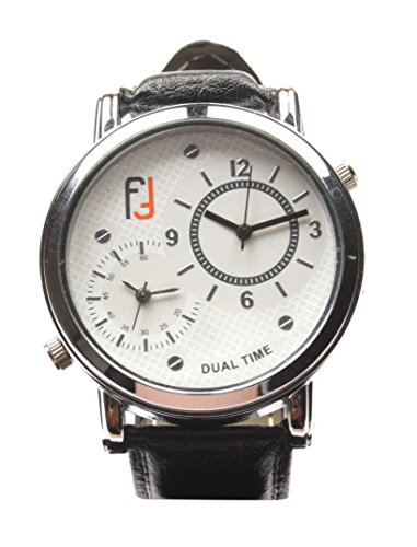 Fidato White Dial Analogue Watch for  (FDMW24)