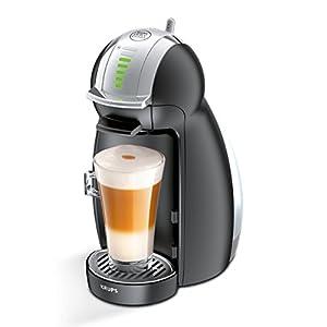 Krups KP1608 Nescafé Dolce Gusto Genio2 Automatisch Schwarz Matt