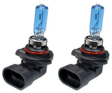 05 06 07 08 Dodge Magnum R/T/Se/Srt8/Sxt 2Pc 12V 55W 9005/Hb3 Xenon Gas Super White High Beam Light Bulbs 5000K 1Pair