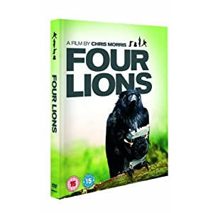 Four Lions On The Page