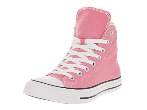 Converse Unisex Chuck Taylor All Star Hi Icy Pink Basketball Shoe 5 Men US / 7 Women US
