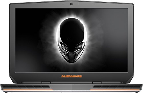 "Alienware - 17.3"" 4K Ultra HD Laptop - Intel Core i7 - 8GB Memory - 1TB Hard Drive + 128GB Solid State Drive - Epic Silver"