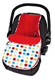 Baby - Fun & Funky Car Seat Footmuff - Lollipop - Clair de Lune