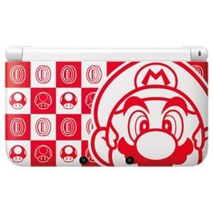 【限定品】ニンテンドー 3DS LL マリオホワイト☆新品