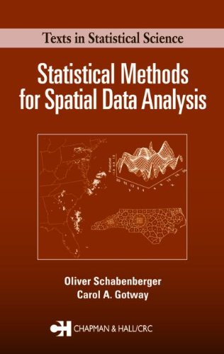 Statistical Methods for Spatial Data Analysis (Chapman & Hall/CRC Texts in Statistical Science)