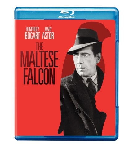 Cover art for  The Maltese Falcon [Blu-ray]