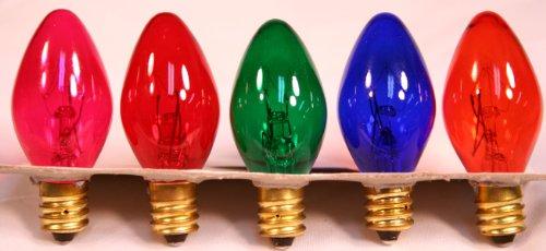 Mickey Mouse String Lights Christmas Light Set Blinking
