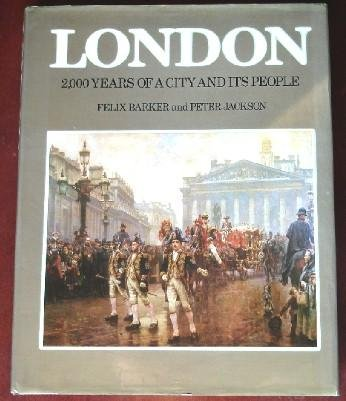 London: 2,000 Years of a City and its People PDF