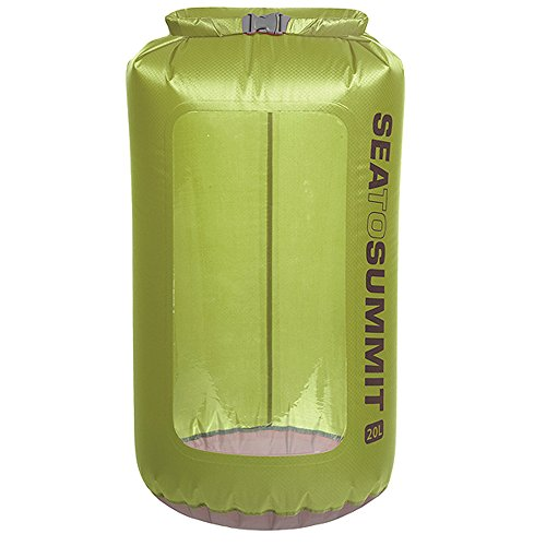Sea-to-Summit-Ultra-Sil-View-Dry-Sack-Volumen-20-green