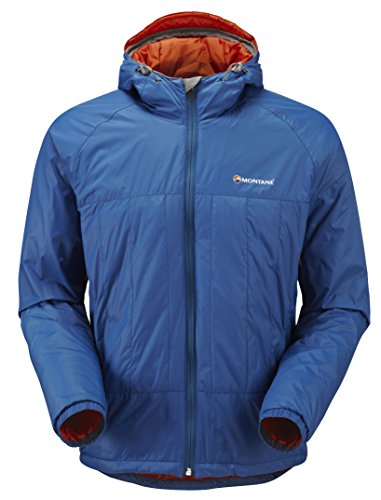 Montane Men's Prism Jacket, Moroccan Blue, Large