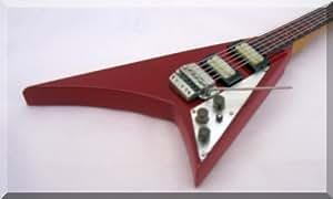 randy rhoads jackson miniature guitar 4 musical instruments. Black Bedroom Furniture Sets. Home Design Ideas